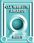 CLL Merit Website Award
