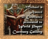 Michael's Award of Excellence (Bronze)