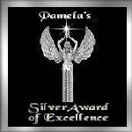Pamela's Silver Award of Excellence