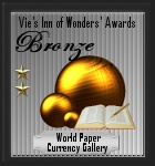 Vie's Inn of Wonder Bronze Award