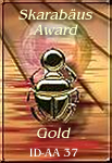 Skarabäus-Award in Gold Dimensions: 103 x 150 Size: 25.0 KB