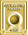 CLL Gold Website Award