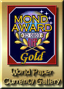 Moon Award in Gold