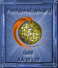 Pemaweb Gold Award