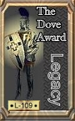 The Dove Legacy Award This is the 2nd Legacy Award ever awarded Dimensions: 106 x 171 Size: 22.0 KB