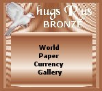 HugsRus - Bronze Award