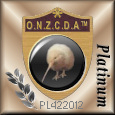 O.N.Z.C.D.A Platinum Award Achiever