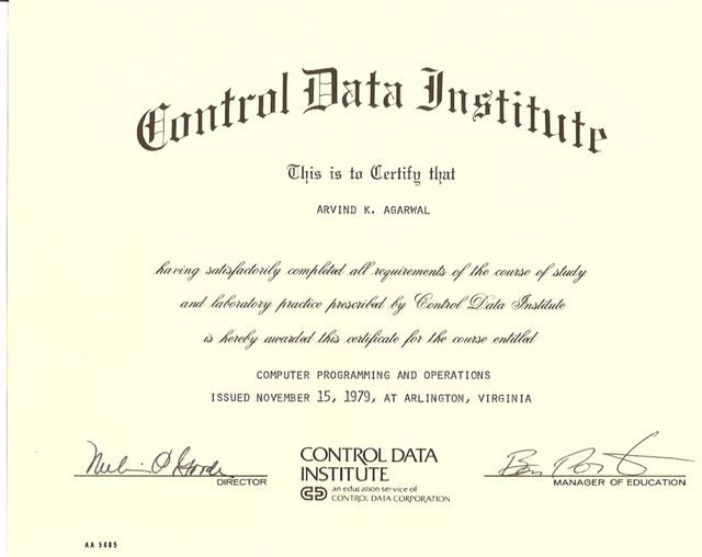 Diploma - Computer Programming and Operations