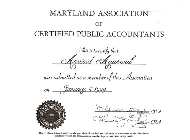 Maryland Association of Certified Accountants