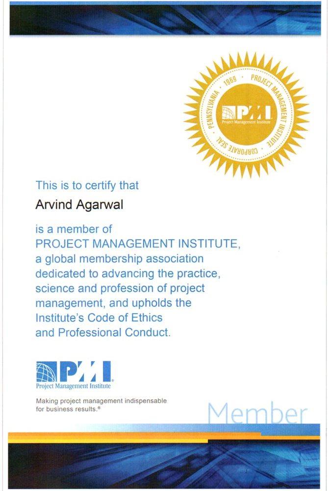 PMP Membership