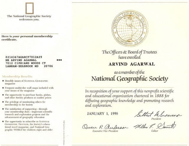 National Geographical Society