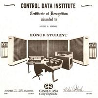 Honor Student - Control Data Corporation
