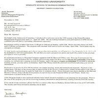 Harvard University - Executive Education