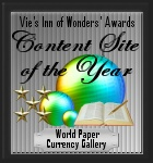 Vie's Inn Wonder CSOTY 2008 Award (WTA)