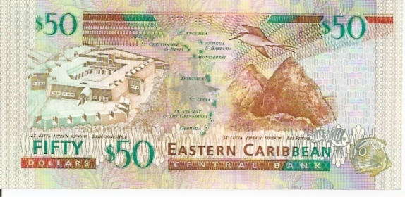 Eastern Carbean Central Bank