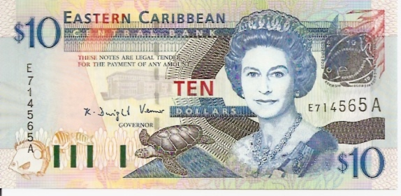 Issued by Central Bank  5 Dollars  ND Issue Dimensions: 200 X 100, Type: JPEG