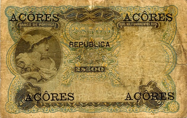 Azores - 1909