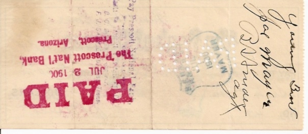 There was no state currency   This is a check dated 1900   Dimensions: 200 X 100, Type: JPEG