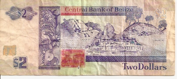 Government of Belize  2 Dollars  1990 Issue Dimensions: 200 X 100, Type: JPEG