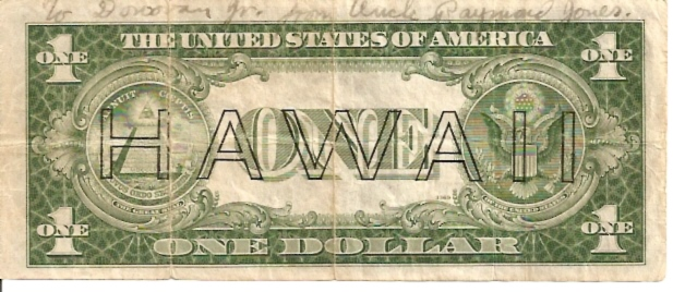 United States of America  1 Dollar (Hawaii Special)  1935 Issue  Not in circulation anymore   Dimensions: 200 X 100, Type: JPEG