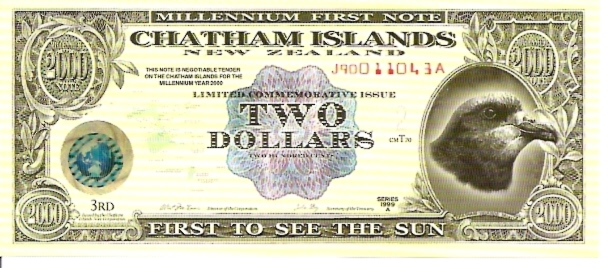 Millienum First Note  2 Dollars  First to See the SUN Dimensions: 200 X 100, Type: JPEG