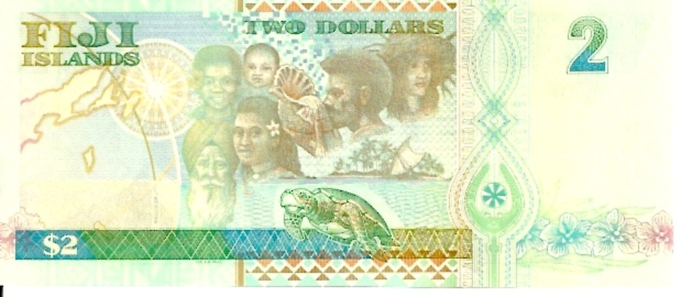 Government of Fiji Island  2 Dollars  2000 Y2K Series Dimensions: 200 X 100, Type: JPEG