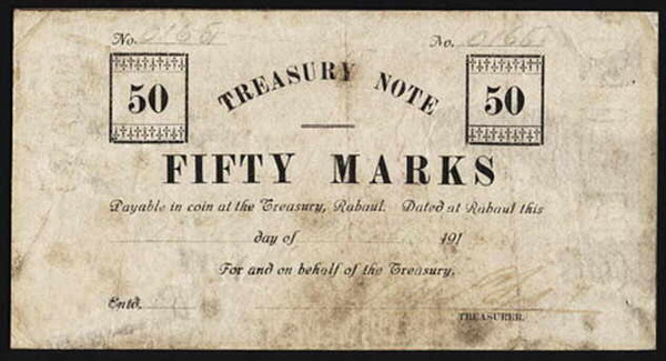 Treasury Note  50 Marks  Does NOT exist anymore Dimensions: 200 X 100, Type: JPEG