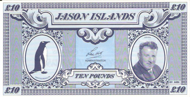 Private Issue  10 Pounds  ND Issue  Not a legal tender outside the island Dimensions: 200 X 100, Type: JPEG