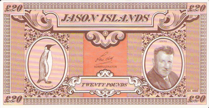 Private Issue  20 Pounds  ND Issue  Not a legal tender outside the island Dimensions: 200 X 100, Type: JPEG