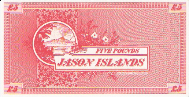 Private Issue  5 Pound  ND Issue  Not a legal tender outside the island Dimensions: 200 X 100, Type: JPEG