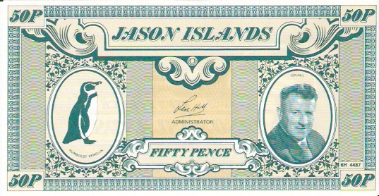 Private Issue  50 Pence  ND Issue  Not a legal tender outside the island Dimensions: 200 X 100, Type: JPEG