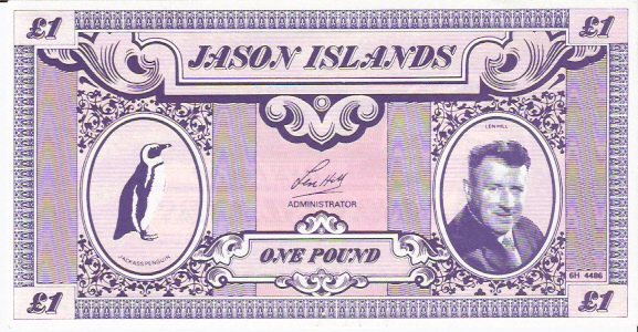 Private Issue  1 Pound  ND Issue  Not a legal tender outside the island Dimensions: 200 X 100, Type: JPEG
