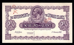 The Government of Leeward Island  2 Schilling and 6 Pence  Not Mine. From Tom Chao. Dimensions: 200 X 100, Type: JPEG