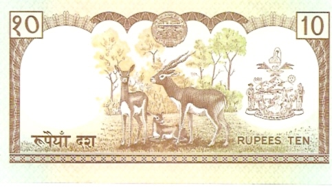 State Bank  10 Rupee  1981-1987 ND Issue Dimensions: 200 X 100, Type: JPEG