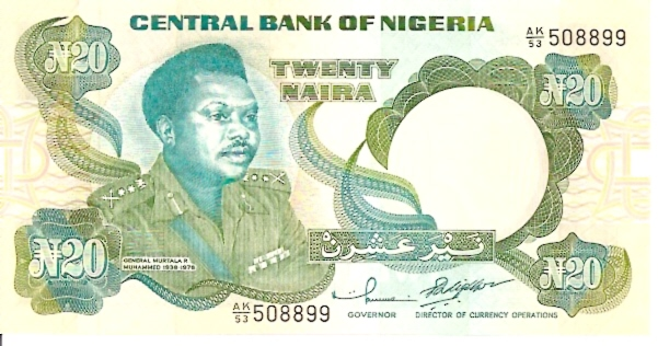 Central Bank of Nigeria  10 Naira  No Date Issue Dimensions: 200 X 100, Type: JPEG