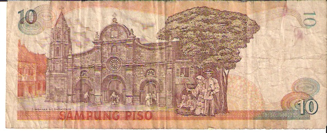 Bangko Sentral NG Pilipinas  10 Piso  1969 ND Issue Dimensions: 200 X 100, Type: JPEG