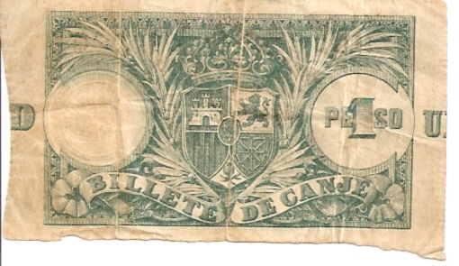 Very First currency of the Country  1 Peso  Not in circulation anymore Dimensions: 200 X 100, Type: JPEG