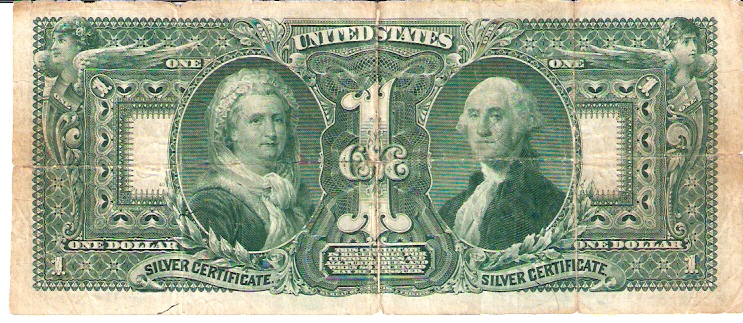 United States of America  Educational Series  1 Silver Dollar  Special Currency - Husband & wife on the back of this currency  Dimensions: 200 X 100, Type: JPEG