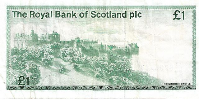 Bank of Scotland  1 Pound  1984 Issue Dimensions: 200 X 100, Type: JPEG
