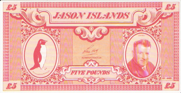 Jason Islands  5 Pound  Private Island Currency Dimensions: 200 X 100, Type: JPEG