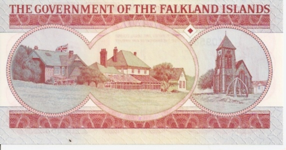 Government of Falkland Islands  5 Pounds    No Date Issue  Queen Elizabeth II Printed on this Currency Dimensions: 200 X 100, Type: JPEG