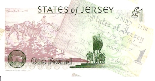 Government of Jersey  1 Pound     No Date Issue  Queen Elizabeth II Printed on this Currency Dimensions: 200 X 100, Type: JPEG